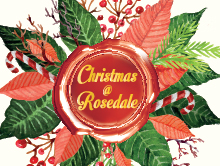 """Share the Love"" Celebrate Christmas at Rosedale"